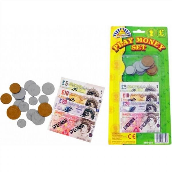 Preschool/Young Childrens Toys Sterling Playmoney 3+ Years